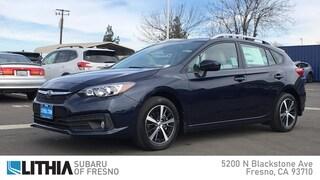 New 2021 Subaru Impreza Premium 5-door Fresno, CA