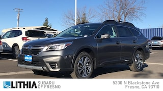 New 2021 Subaru Outback Limited XT SUV Fresno, CA
