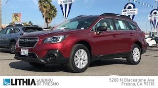 Certified Pre-Owned 2018 Subaru Outback 2.5i Sport Utility Fresno, CA