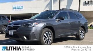 Certified Pre-Owned 2020 Subaru Outback CVT Sport Utility Fresno, CA