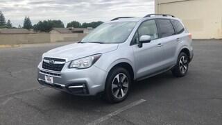 Certified Pre-Owned 2018 Subaru Forester 2.5i Premium CVT Sport Utility Fresno, CA