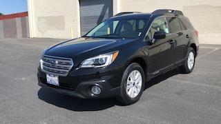 Used 2017 Subaru Outback 2.5i Premium Sport Utility Fresno, CA