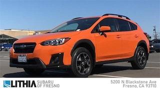 Used 2018 Subaru Crosstrek 2.0i Premium CVT Sport Utility Fresno, CA