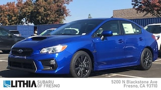 New 2020 Subaru WRX Base Trim Level Sedan Fresno, CA