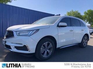 Used 2017 Acura MDX FWD Sport Utility Fresno, CA