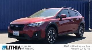 Used 2019 Subaru Crosstrek 2.0i Premium CVT Sport Utility Fresno, CA