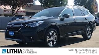 New 2021 Subaru Outback Limited SUV Fresno, CA