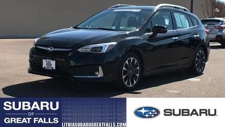 2020 Subaru Impreza Limited 5-Door CVT 5-door