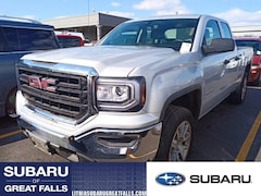 Used 2018 GMC Sierra 1500 4WD Double Cab 143.5 Extended Cab Pickup GreatFalls, MT