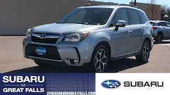 Used 2015 Subaru Forester 4dr CVT 2.0XT Touring Sport Utility Great Falls
