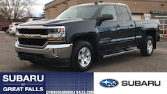 Used 2017 Chevrolet Silverado 1500 4WD Double Cab 143.5 LT w/1LT Extended Cab Pickup GreatFalls, MT
