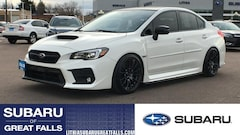 Certified Pre-Owned 2018 Subaru WRX Limited CVT Car Great Falls, MT