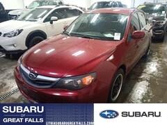 New 2010 Subaru Impreza 4dr Auto 2.5i Car Great Falls, MT