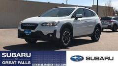 New 2021 Subaru Crosstrek Premium SUV Great Falls, MT