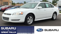 Used 2013 Chevrolet Impala 4dr Sdn LS Retail Car GreatFalls, MT