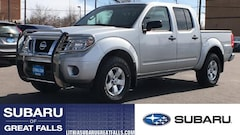 Used 2012 Nissan Frontier 4WD Crew Cab SWB Auto SV Crew Cab Pickup GreatFalls, MT