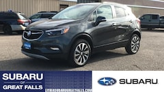 Used 2017 Buick Encore AWD 4dr Premium Sport Utility Great Falls