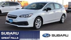 New 2021 Subaru Impreza Base Trim Level 5-door Great Falls