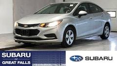 Used 2018 Chevrolet Cruze 4dr Sdn 1.4L LS w/1SB Car Great Falls