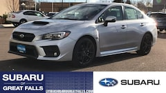 New 2020 Subaru WRX Limited Sedan Great Falls