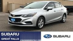 Used 2018 Chevrolet Cruze 4dr Sdn 1.4L LT w/1SD Car Great Falls