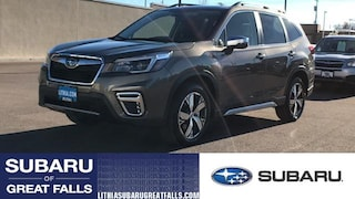 New 2021 Subaru Forester Touring SUV For Sale in Great Falls, MT
