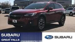 Used 2018 Subaru Crosstrek 2.0i Limited CVT Sport Utility Great Falls