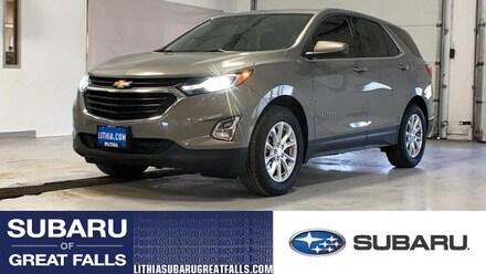 2019 Chevrolet Equinox FWD 4dr LT w/1LT SUV