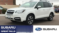Certified Pre-Owned 2018 Subaru Forester 2.5i Premium CVT Sport Utility Great Falls, MT