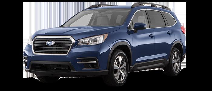New 2020 Subaru Ascent at Subaru Oregon City