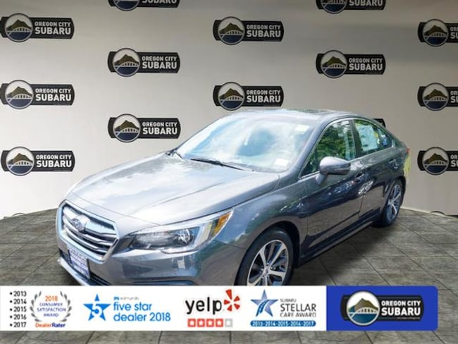 New 2019 Subaru Legacy 2.5i Limited Sedan Oregon City, OR