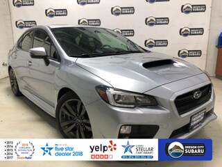 Certified Pre-Owned 2016 Subaru WRX 4dr Sdn CVT Limited Sedan Oregon City, OR