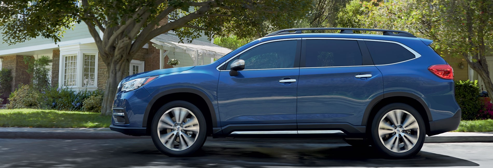 2019 Subaru Ascent Exterior Features