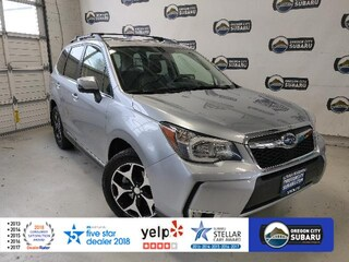 Certified Pre-Owned 2016 Subaru Forester 4dr CVT 2.0XT Touring SUV Oregon City, OR