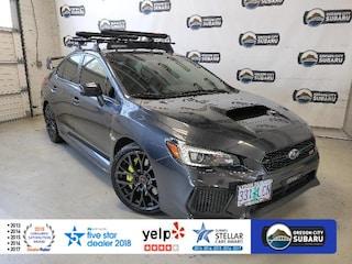 Used 2019 Subaru WRX STI Manual Sedan Oregon City, OR