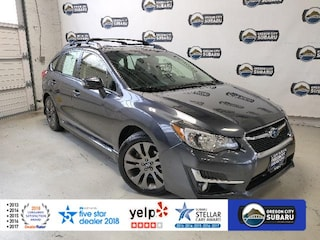Certified Pre-Owned 2015 Subaru Impreza 5dr CVT 2.0i Sport Limited Sedan Oregon City, OR