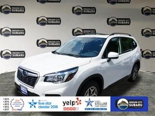 New 2019 Subaru Forester Premium SUV Oregon City, OR