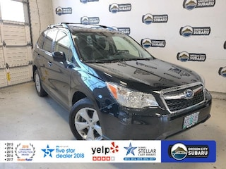 Certified Pre-Owned 2015 Subaru Forester 4dr CVT 2.5i Limited Pzev SUV Oregon City, OR