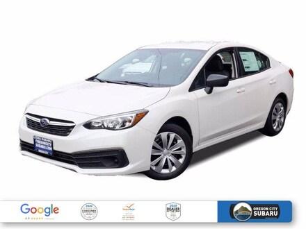 New 2021 Subaru Impreza Base Trim Level Sedan Oregon City, OR