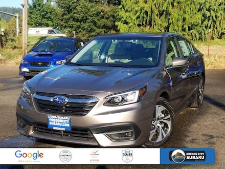 New 2022 Subaru Legacy Premium Sedan Oregon City, OR