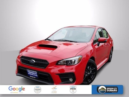 New 2021 Subaru WRX Limited Sedan Oregon City, OR