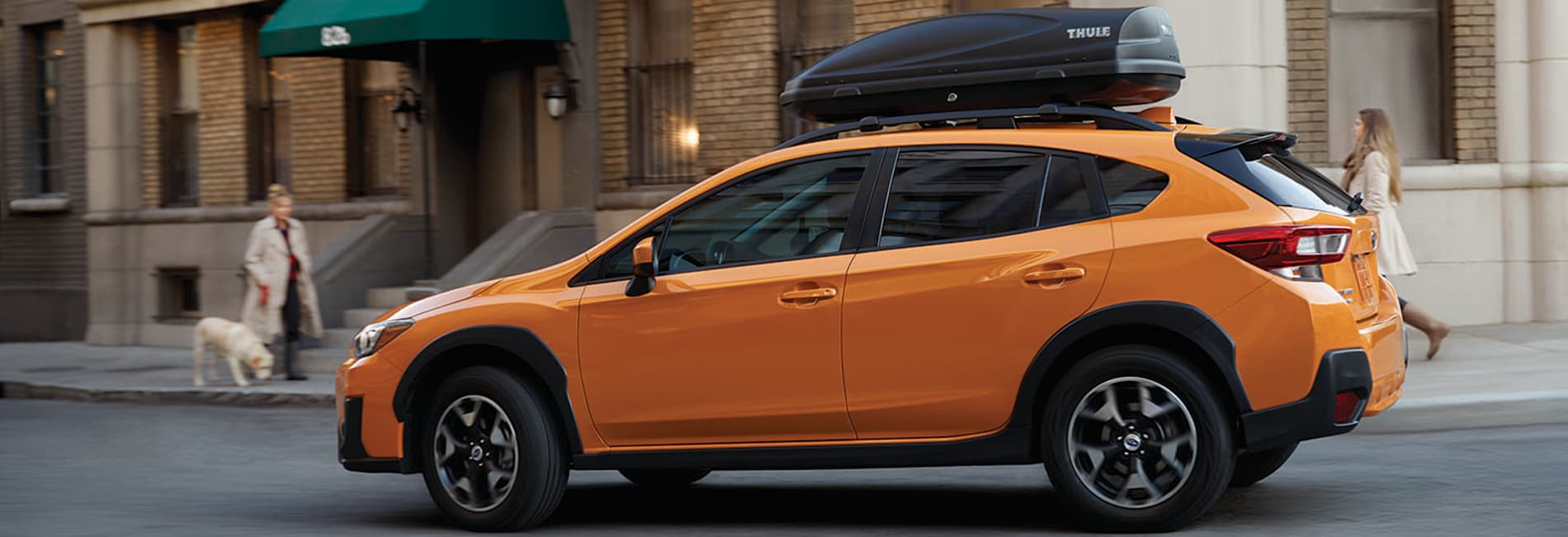 2019 Subaru Crosstrek Exterior Features