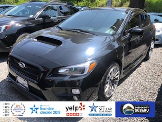Used 2016 Subaru WRX 4dr Sdn Man Premium Sedan Oregon City, OR