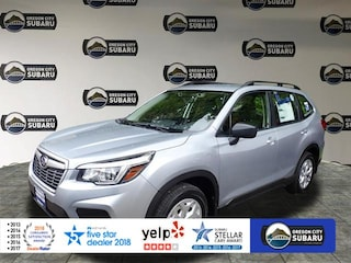 New 2019 Subaru Forester Standard SUV Oregon City, OR