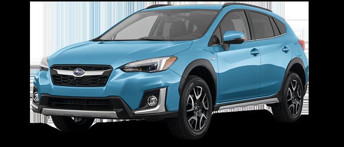 New 2019 Subaru Crosstrek Hybrid at Subaru Oregon City