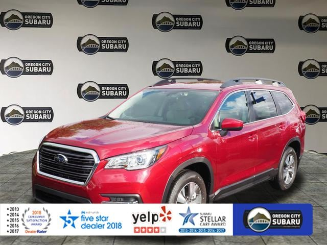 New 2019 Subaru Ascent Premium 7-Passenger SUV Oregon City, OR
