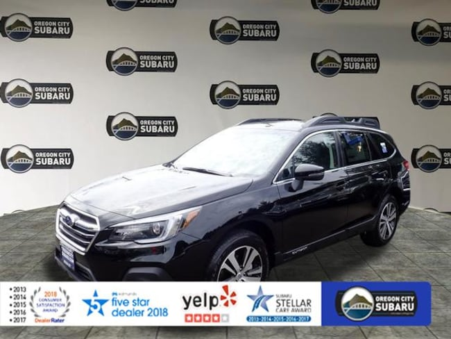 New 2019 Subaru Outback 2.5i Limited SUV Oregon City, OR