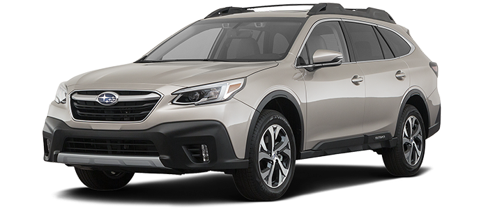 New 2020 Subaru Outback at Subaru Oregon City