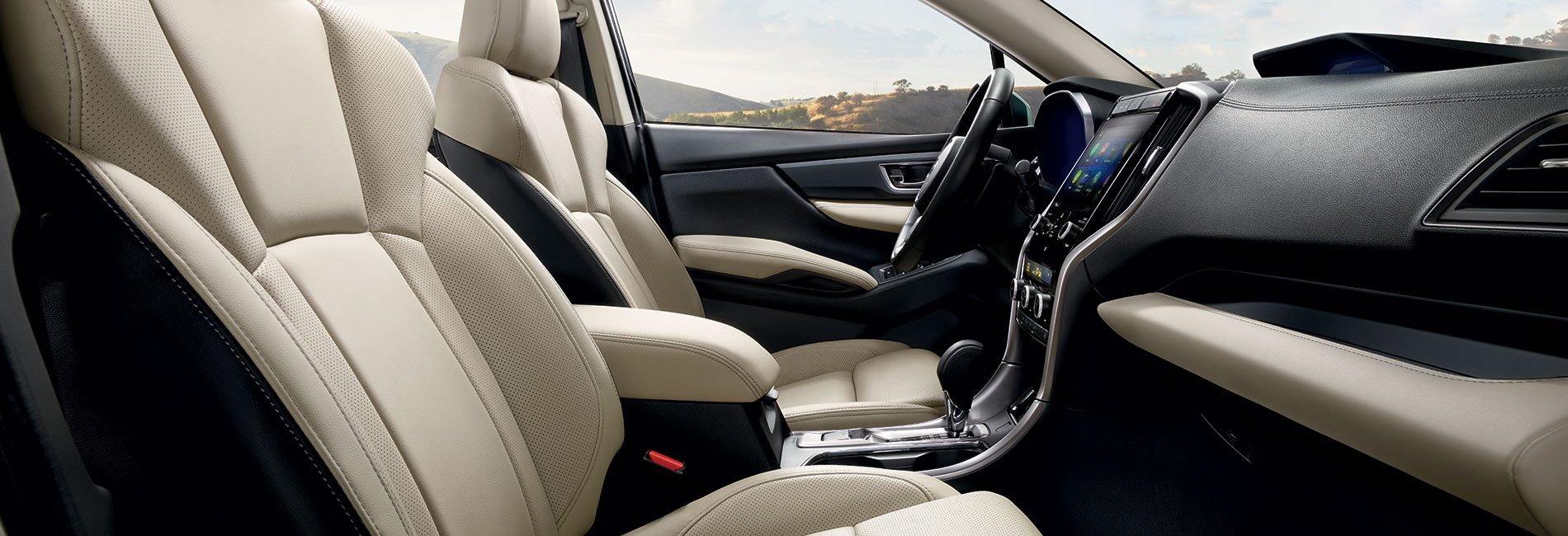 2019 Subaru Ascent Interior Features