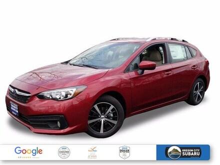 New 2021 Subaru Impreza Premium 5-door Oregon City, OR